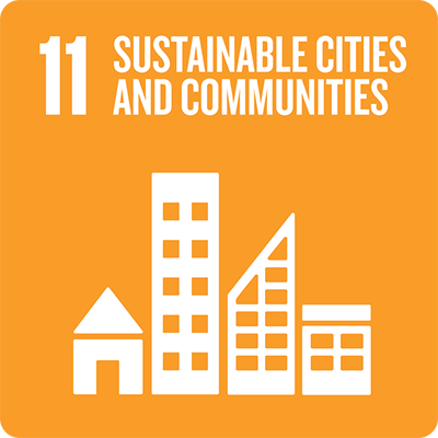 Sustainable development goal: Sustainable cities and communities