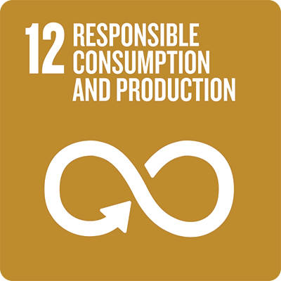 Sustainable development goal: Responsible consumption and production