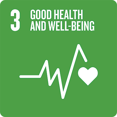 Sustainable development goal: Good health and well-being