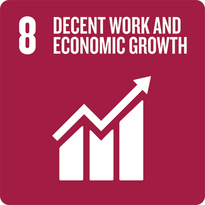 Sustainable development goal: Decent work and economic growth